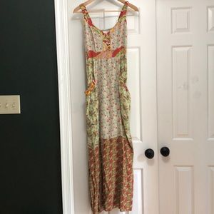 Matilda Jane Serendipity Salsa Maxi Dress Size M